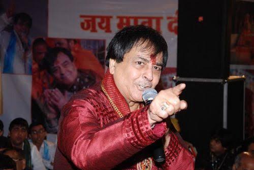 भजन गायक नरेंद्र चंचल का निधन