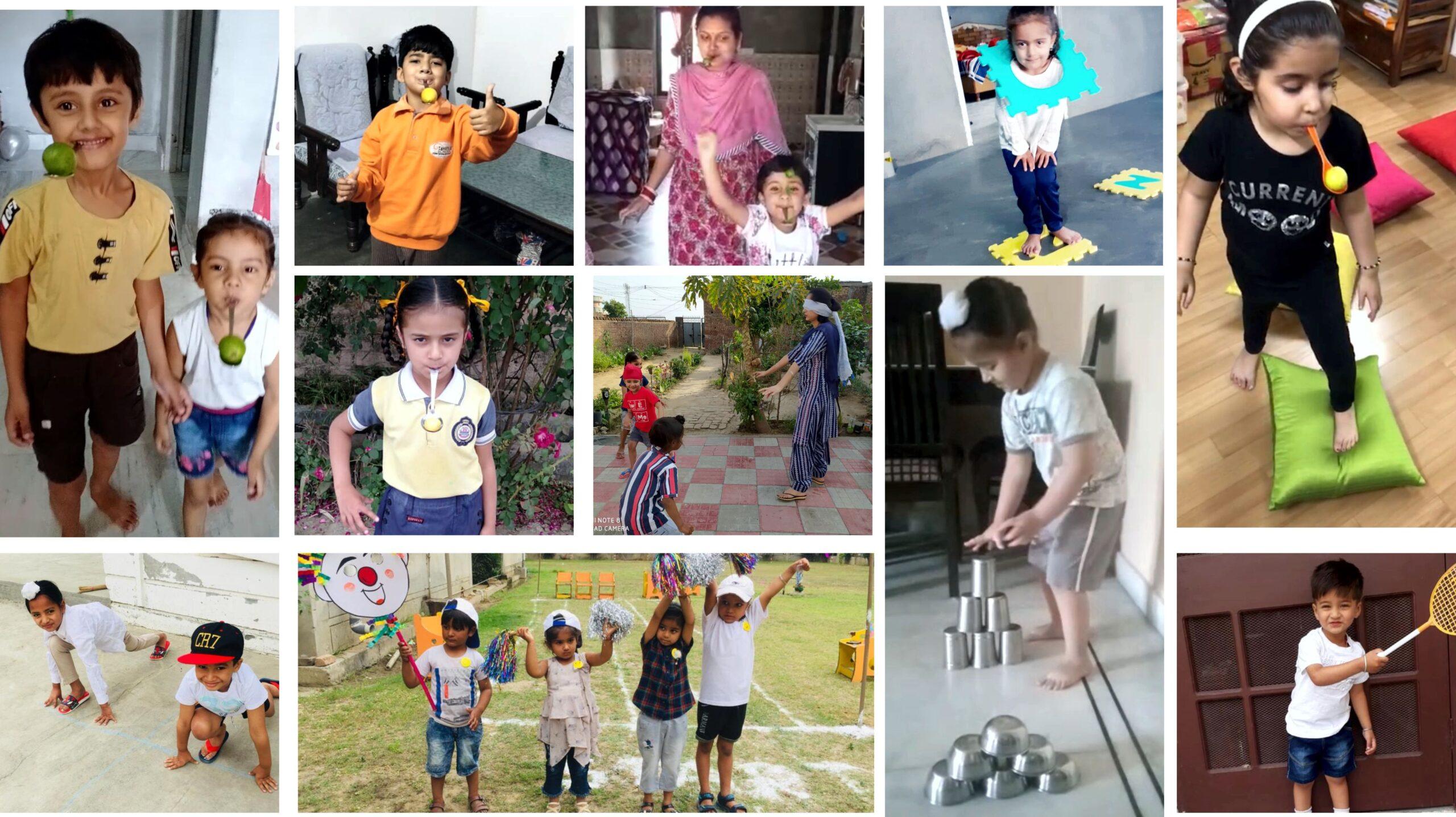 खेलने से बच्चों के मस्तिष्क का होता है संपूर्ण विकास – एम.डी. तरविंदर सिंह